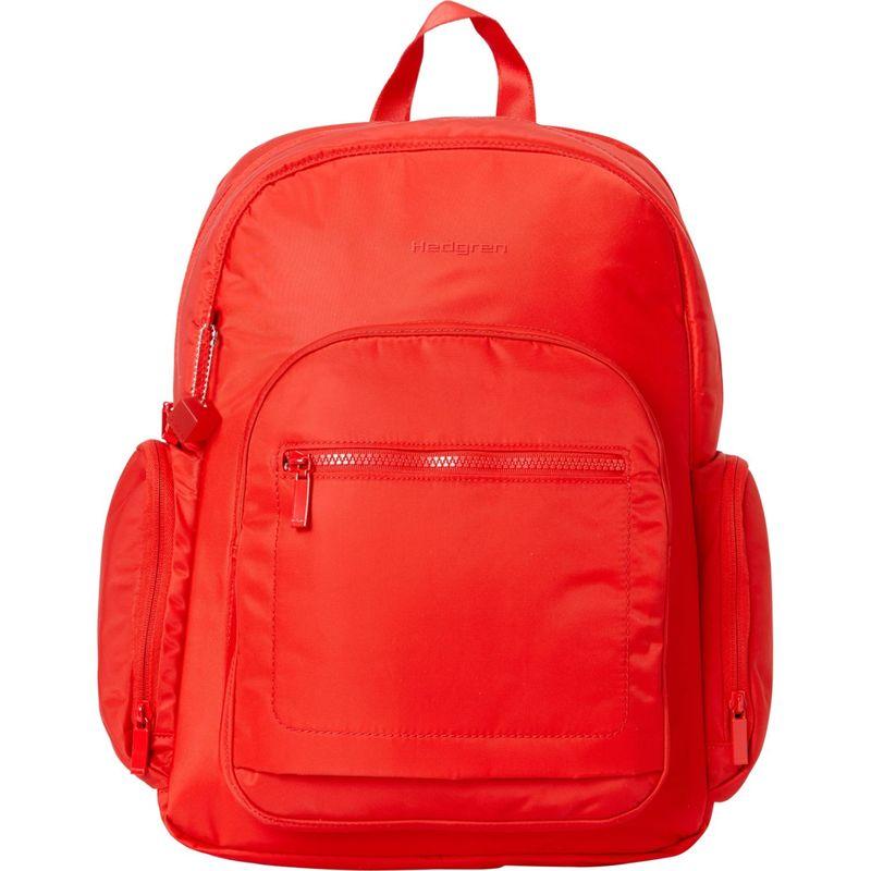 ヘドグレン メンズ バックパック・リュックサック バッグ Tour Large Backpack with RFID Tango Red