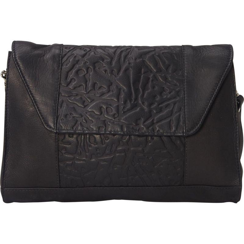 ピエール メンズ ボディバッグ・ウエストポーチ バッグ Impresso Slim Evening Bag Black