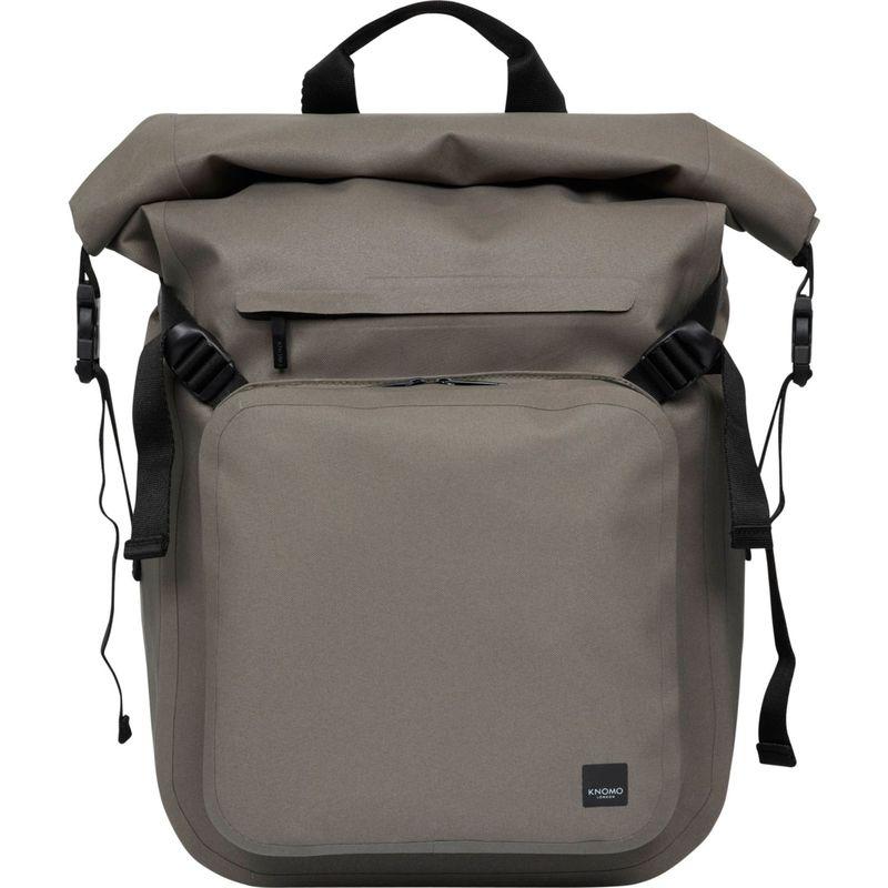 クノモ メンズ スーツケース バッグ Hamilton Roll-Top Laptop Backpack Khaki
