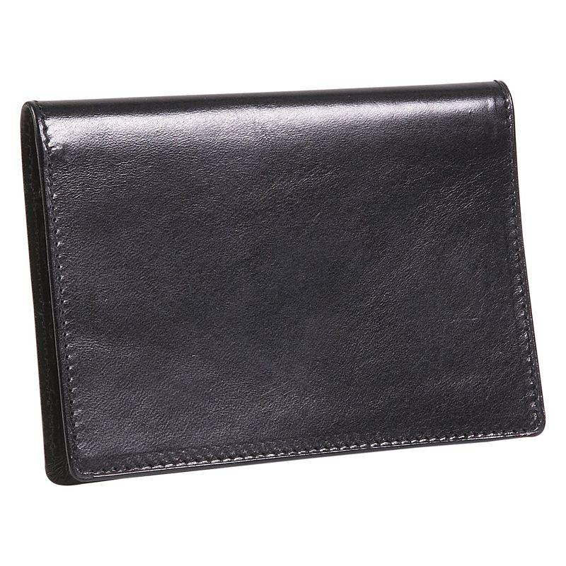 デレクアレクサンダー メンズ 財布 アクセサリー Passport Wallet Black