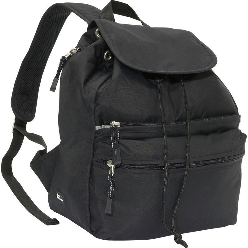 デレクアレクサンダー メンズ バックパック・リュックサック バッグ Medium Backpack Black