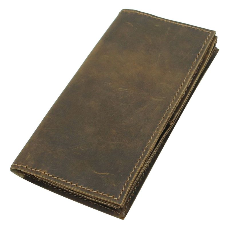 ヴァガボンドトラベラー メンズ 財布 アクセサリー Wanderer Full Leather CEO Wallet Vintage Brown