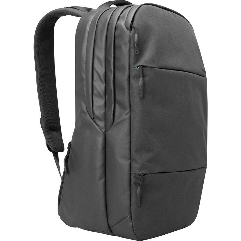 インケース メンズ スーツケース バッグ City Collection Backpack Black
