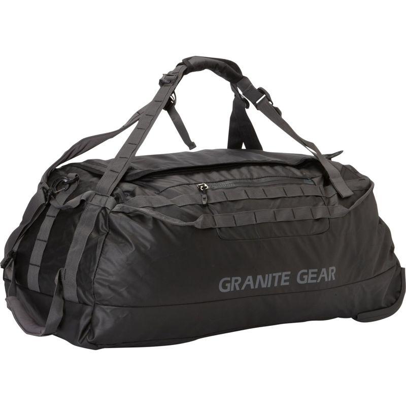 グラナイトギア メンズ スーツケース バッグ 30-inch Wheeled Packable Duffel Large Black