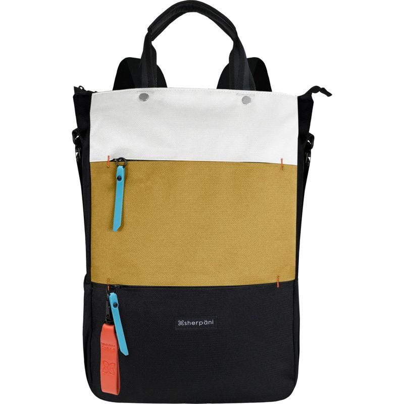 シェルパニ メンズ トートバッグ バッグ Camden RFID Convertible Backpack Tote - 17