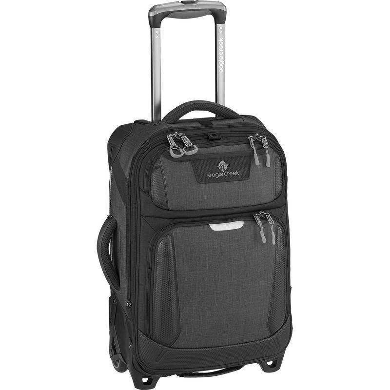 イーグルクリーク メンズ スーツケース バッグ Tarmac International Carry-On Asphalt Black