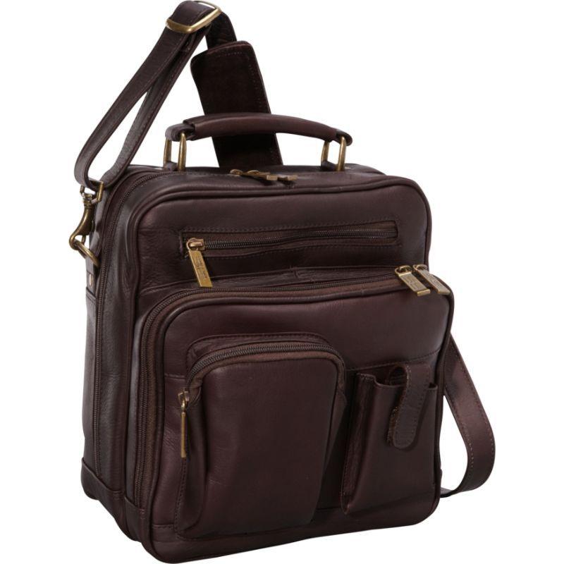 クレアーチャイス メンズ ショルダーバッグ バッグ Jumbo Man Bag Cafe