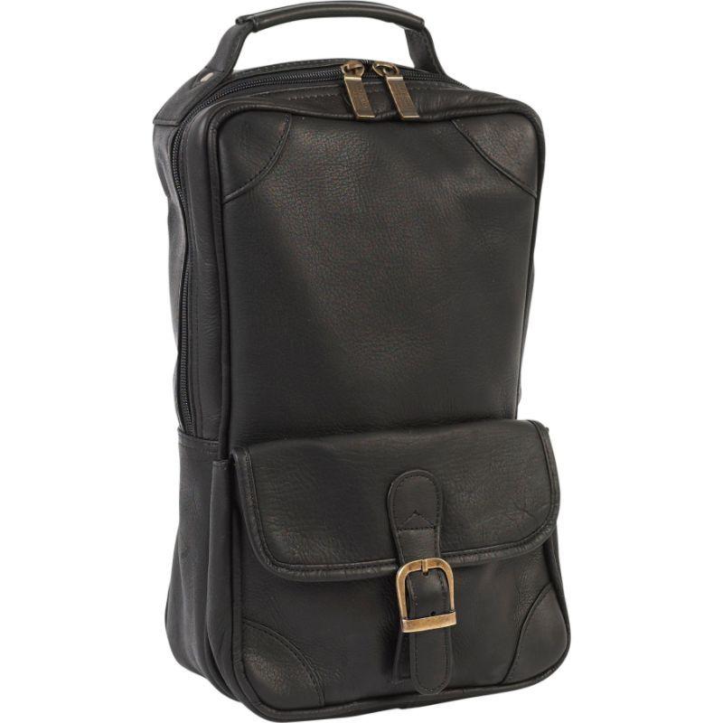 クレアーチャイス メンズ ボストンバッグ バッグ Upright Golf Shoe Bag Black