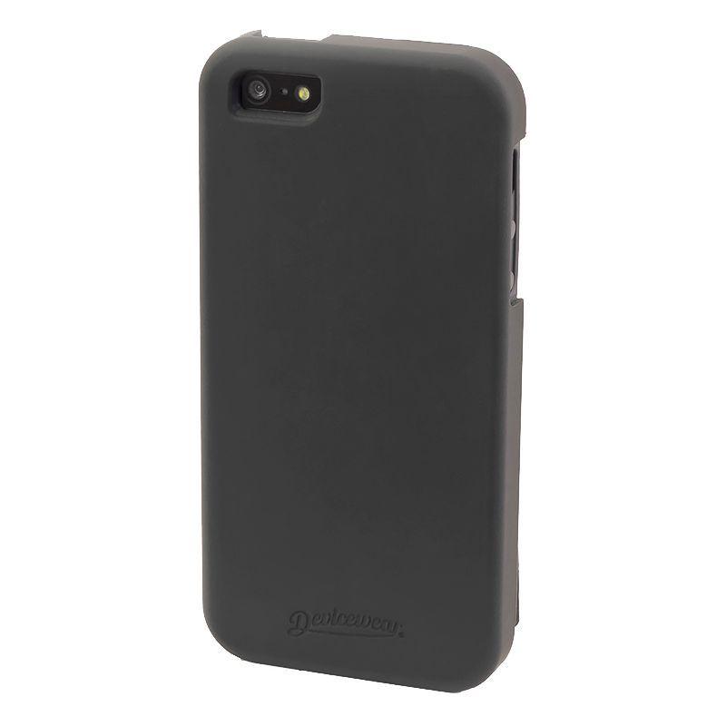 デバイスウェア メンズ PC・モバイルギア アクセサリー Duo for iPhone SE/5 Black
