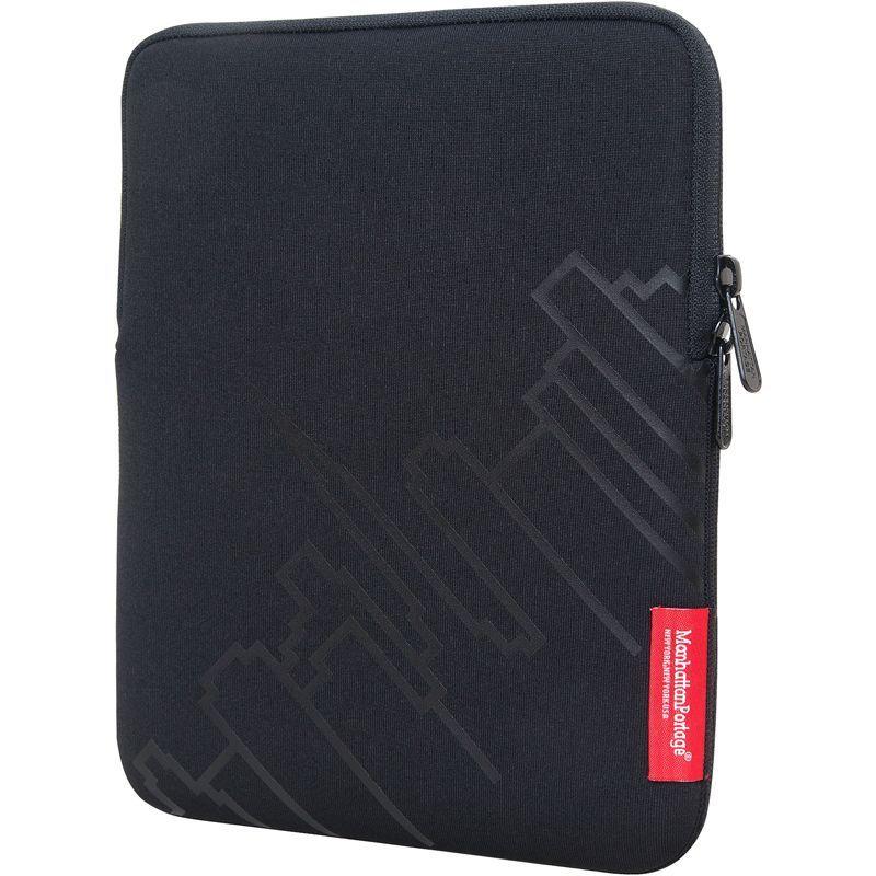 マンハッタンポーテージ メンズ PC・モバイルギア アクセサリー Skyline iPad Sleeve (8-10 in.) Black