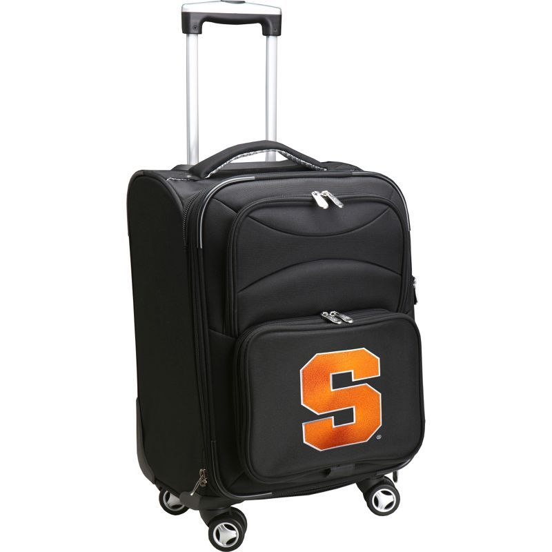 デンコスポーツ メンズ スーツケース バッグ NCAA 20 Domestic Carry-On Spinner Syracuse University Orange
