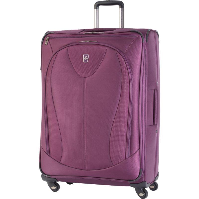 アトランティック メンズ スーツケース バッグ Ultra Lite 3 29 Expandable Spinner Purple