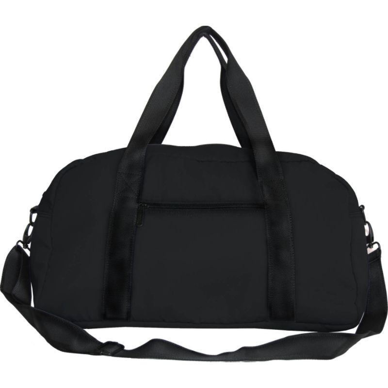 ネットパック メンズ スーツケース バッグ Soft Lightweight Travel Duffel with RFID Pocket Black