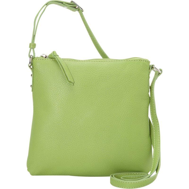 ハダキ メンズ ボディバッグ・ウエストポーチ バッグ Susan Crossbody Handbag Piquat Green