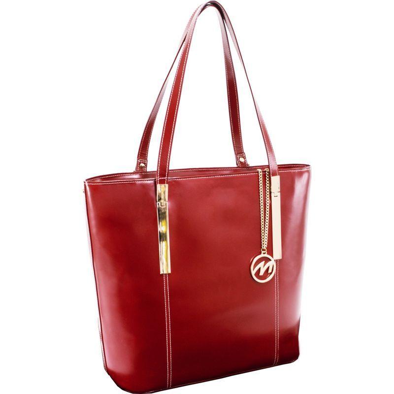 マックレイン メンズ スーツケース バッグ Cristina Tote Red