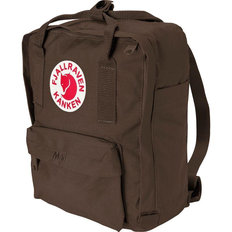 フェールラーベン メンズ バックパック・リュックサック バッグ Kanken Mini Backpack Brown