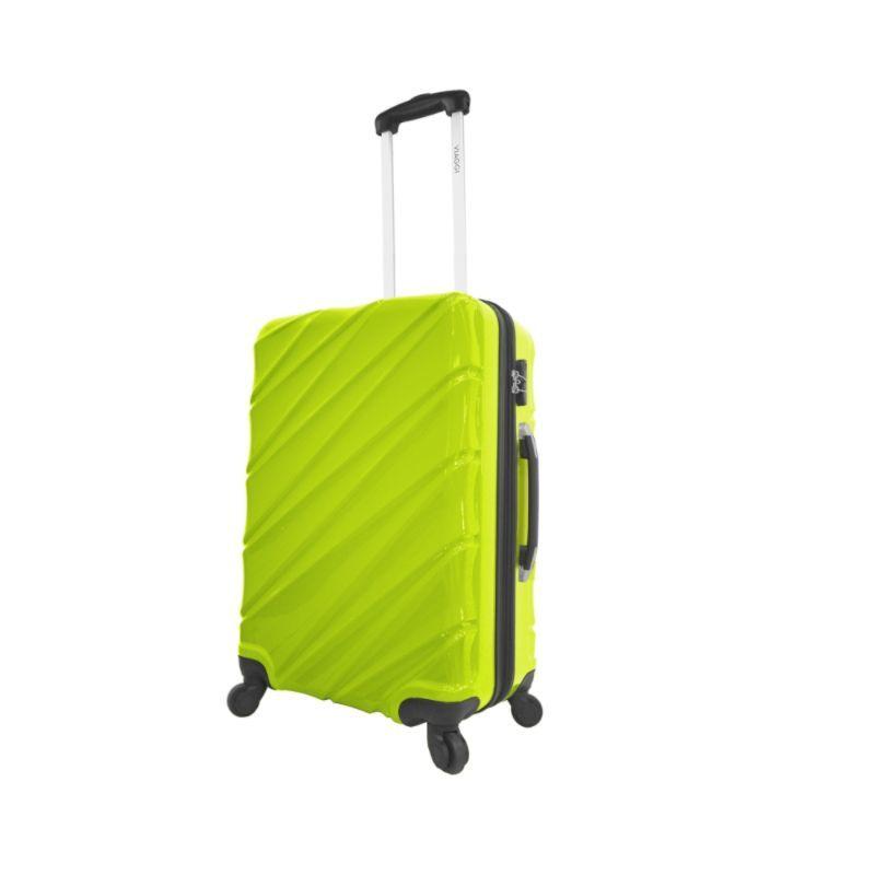 ミアビアッギ メンズ スーツケース バッグ Burano 24 Hardside Spinner Green
