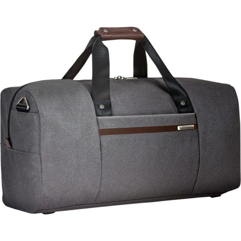 ブリグスアンドライリー メンズ スーツケース バッグ Kinzie Street Simple Duffle Grey