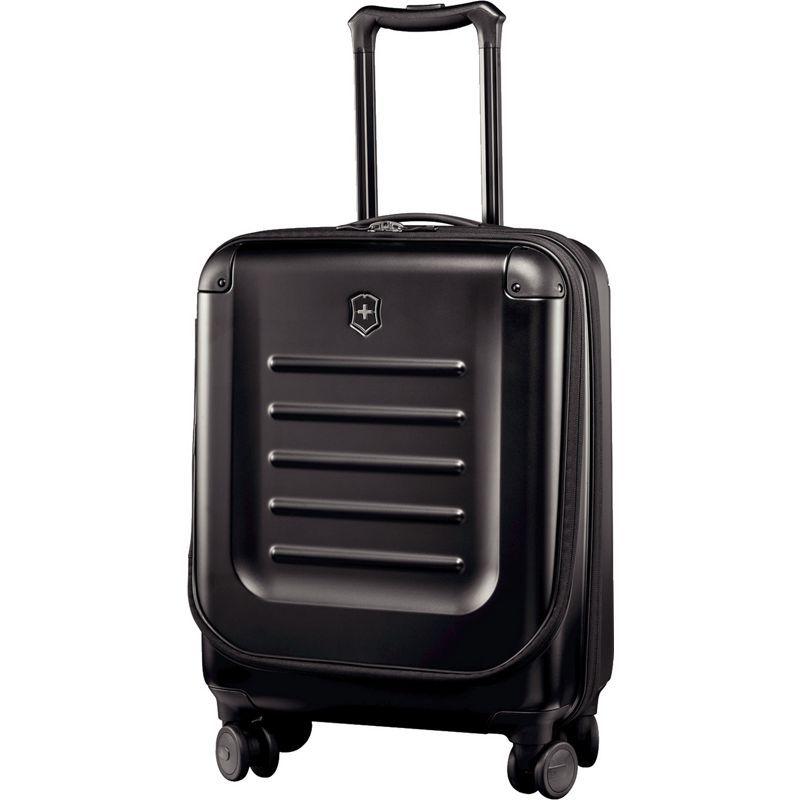 ビクトリノックス メンズ スーツケース バッグ Spectra 2.0 Expandable Global Carry On Black
