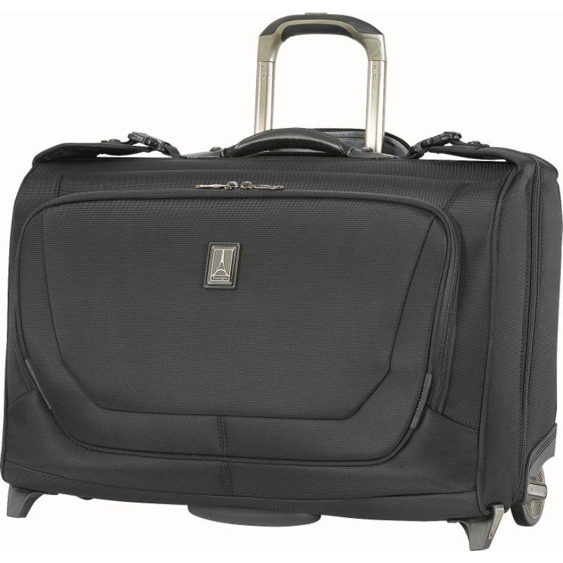 トラベルプロ メンズ スーツケース バッグ Crew 11 Carry-On Rolling Garment Bag Black