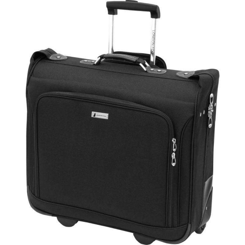 ロンドンフォグ メンズ スーツケース バッグ Buckingham 44 Wheeled Garment Bag Black