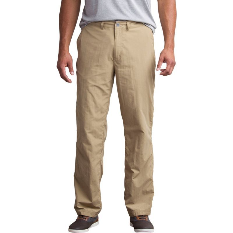 エクスオフィシオ メンズ カジュアルパンツ ボトムス Mens Sol Cool Nomad Pant Walnut