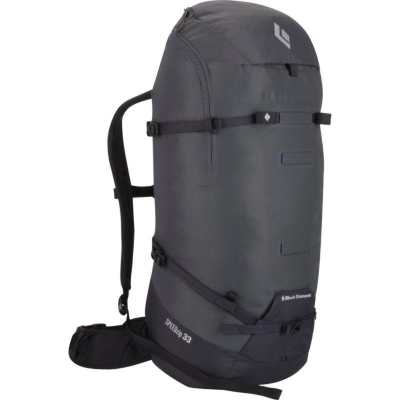 ブラックダイヤモンド メンズ バックパック・リュックサック バッグ Speed Zip 33 Hiking Pack Graphite - Small/Medium