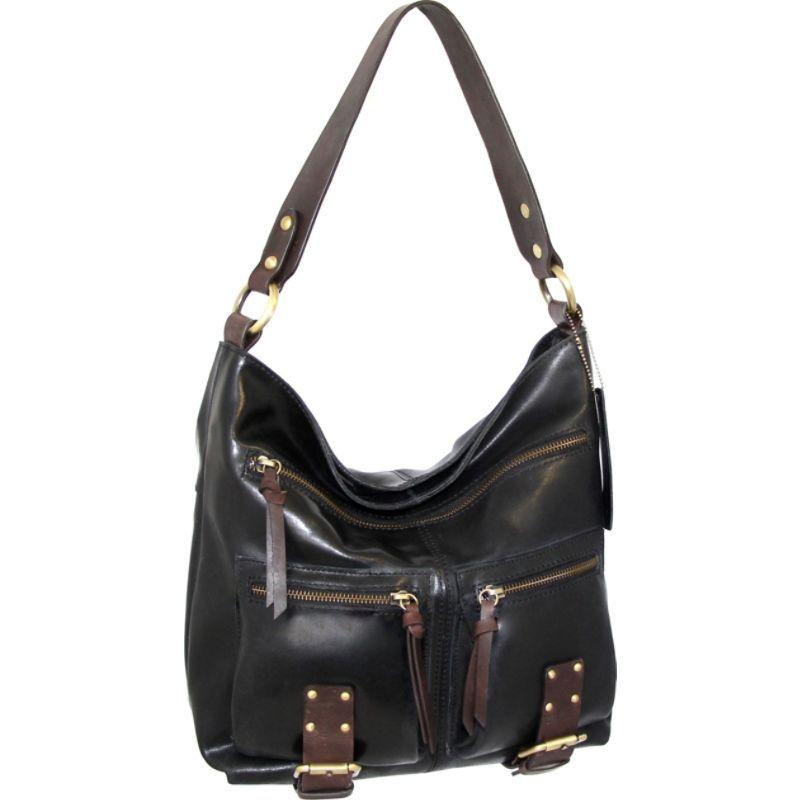 ニノボッシ メンズ ショルダーバッグ バッグ Daphne Shoulder Bag Black