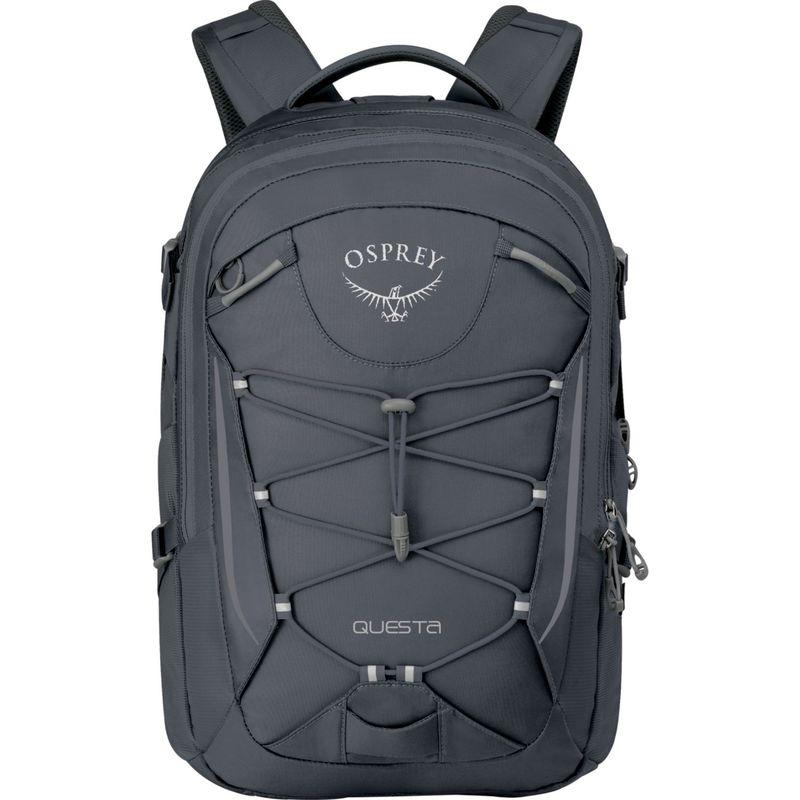 オスプレー メンズ バックパック・リュックサック バッグ Questa Laptop Backpack Pearl Grey
