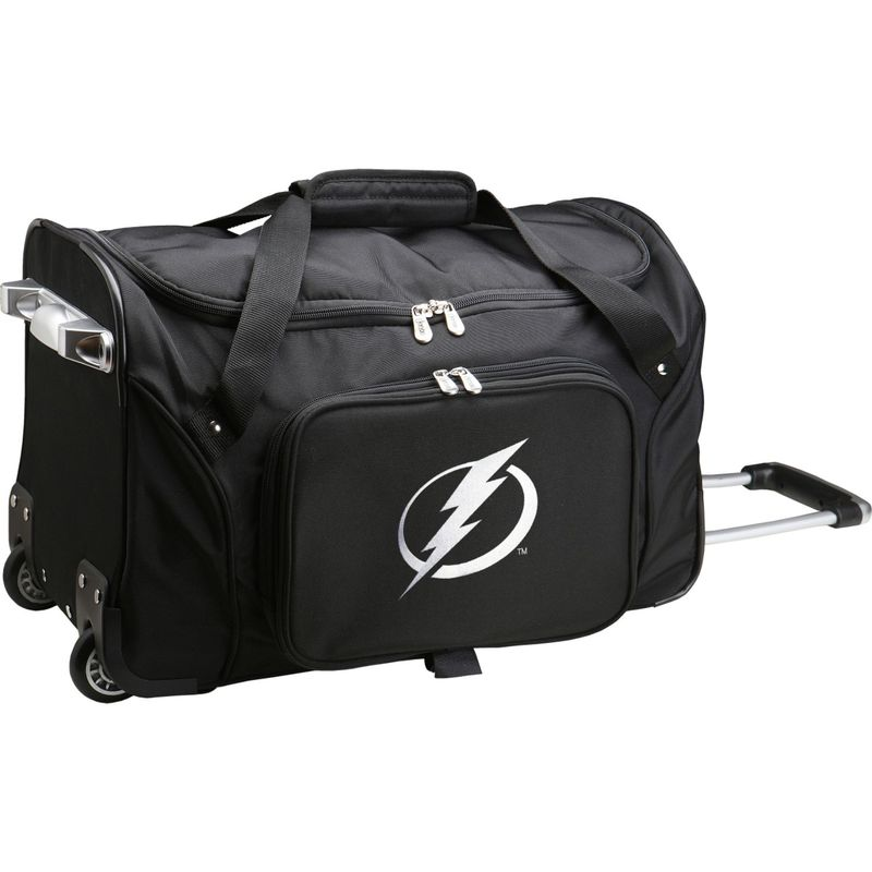 デンコスポーツ メンズ スーツケース バッグ NHL 22