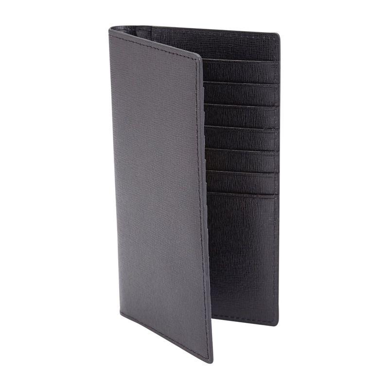 00a749cf166f 財布 アクセサリー RFID Blocking レディース Bifold Credit Card Wallet Black ロイスレザー メンズ  ドクターマーチン 絶大な人気を持っている