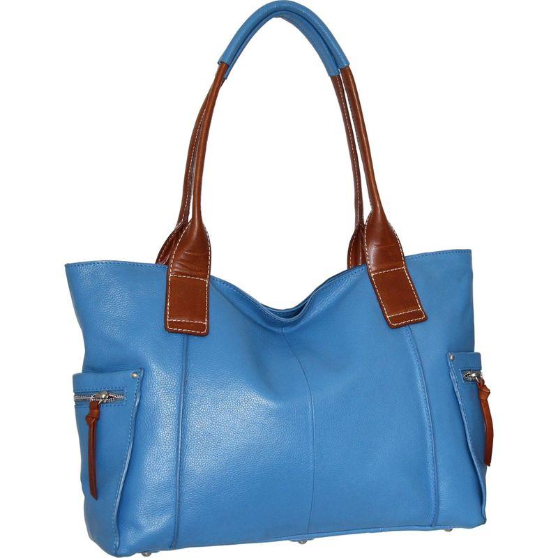ニノボッシ メンズ トートバッグ バッグ Oh Cecilia Tote - eBags Exclusive Blue