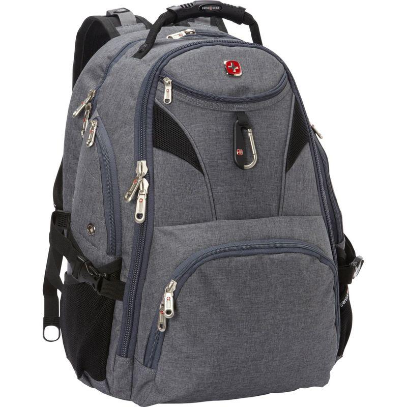 スイスギアトラベルギア メンズ スーツケース バッグ 5977 Laptop Backpack- EXCLUSIVE Grey