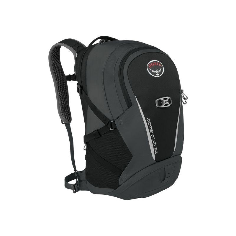 オスプレー メンズ バックパック・リュックサック バッグ Momentum 32 Backpack Black
