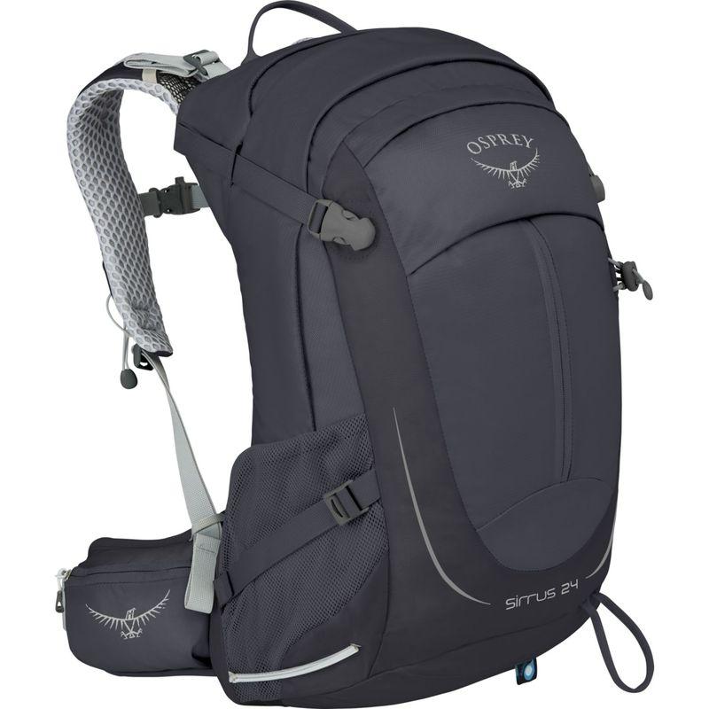 オスプレー レディース バックパック・リュックサック バッグ Womens Sirrus 24 Hiking Pack Oracle Grey