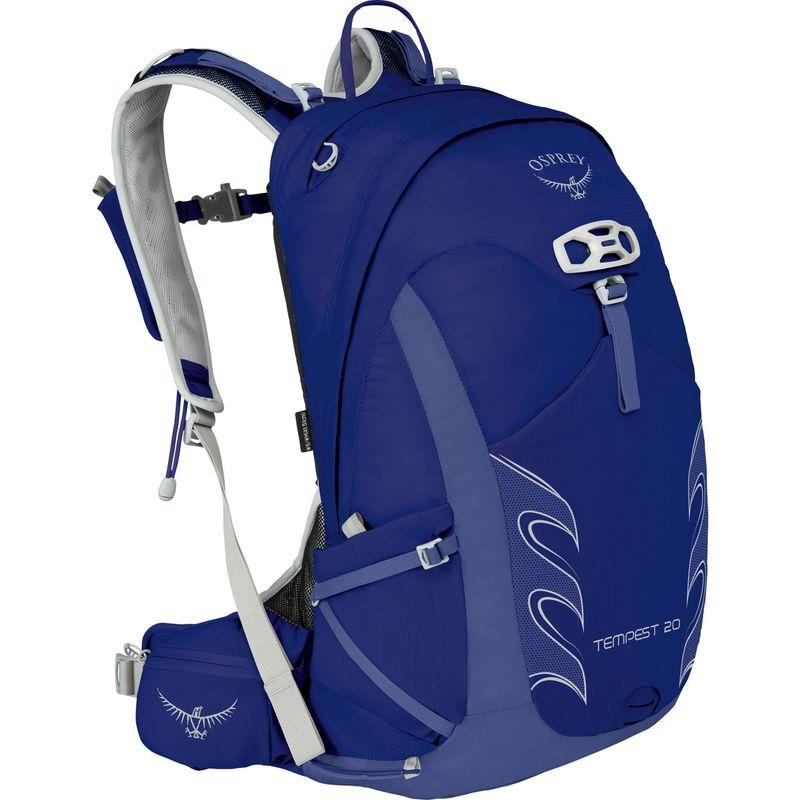 オスプレー レディース バックパック・リュックサック バッグ Womens Tempest 20 Hiking Pack Iris Blue ? WS/M