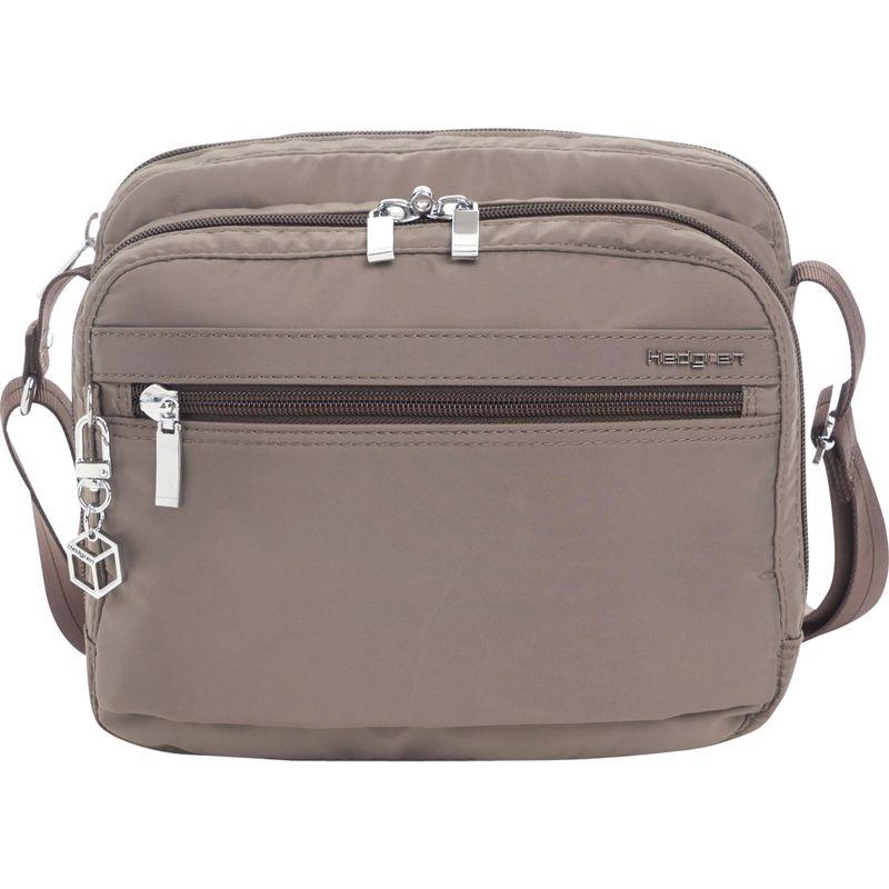 ヘドグレン メンズ ショルダーバッグ バッグ Metro RFID Shoulder Bag Sepia/Brown