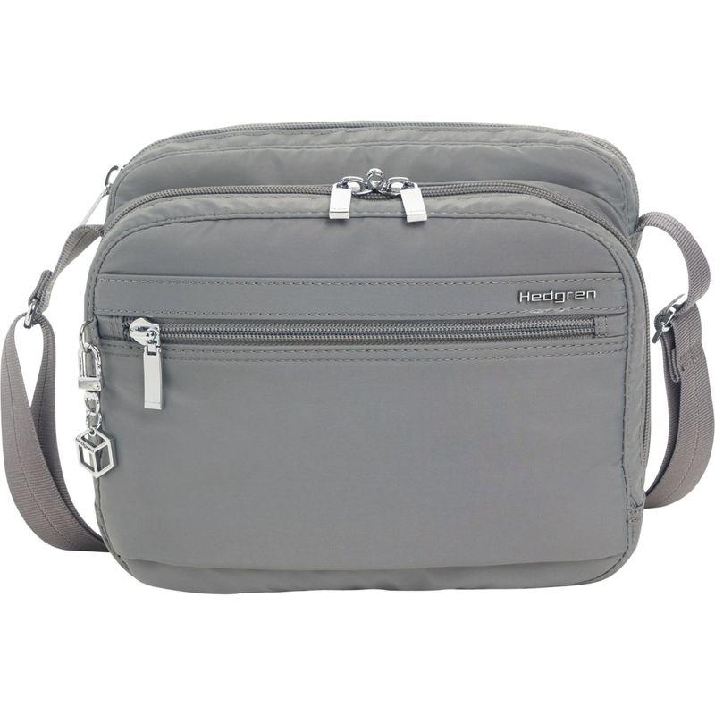 ヘドグレン メンズ ショルダーバッグ バッグ Metro RFID Shoulder Bag Titanium