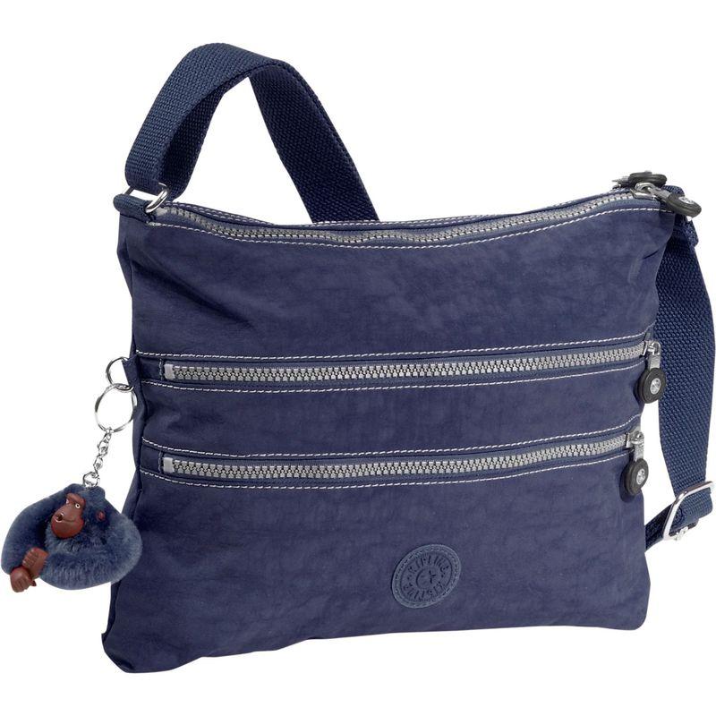 キプリング メンズ ボディバッグ・ウエストポーチ バッグ Alvar Crossbody Bag True Blue
