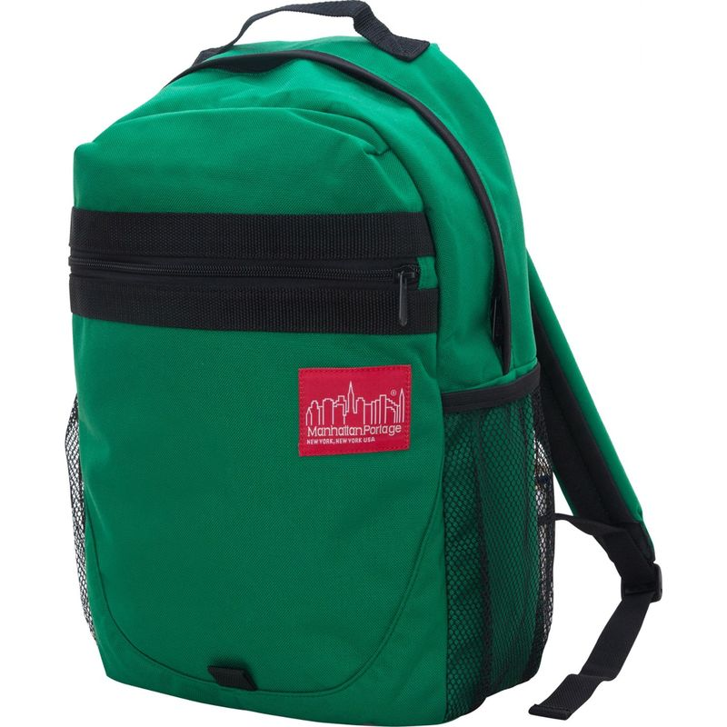 マンハッタンポーテージ メンズ バックパック・リュックサック バッグ Critical Mass Backpack Green