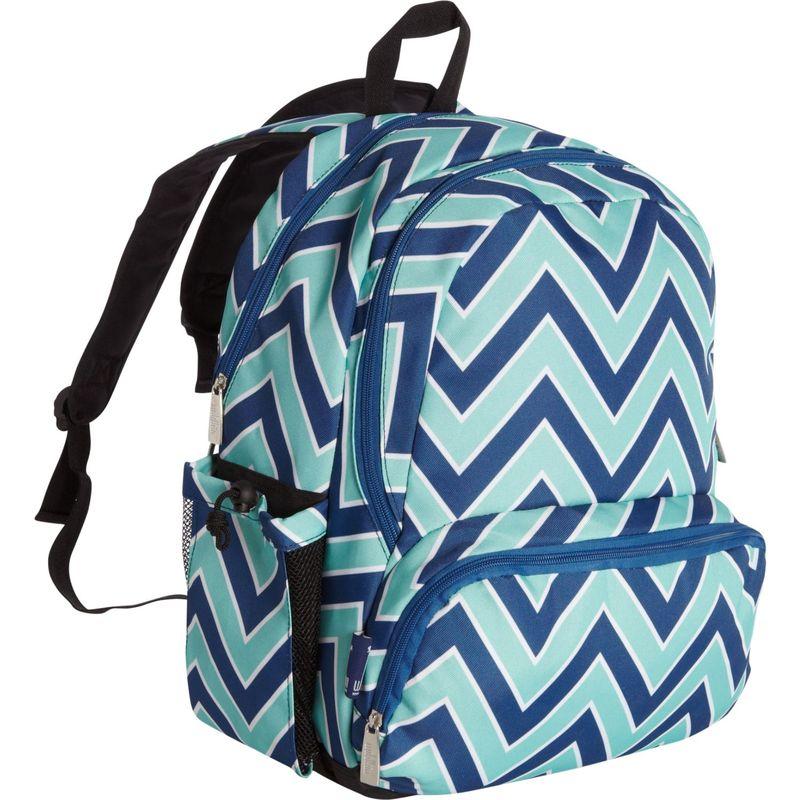 ワイルドキン メンズ バックパック・リュックサック バッグ Zigzag Lucite 17 Inch Backpack ZigZag