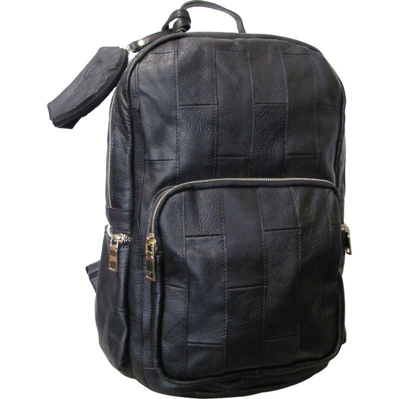 アメリ メンズ バックパック・リュックサック バッグ Xanadu Leather Backpack Black