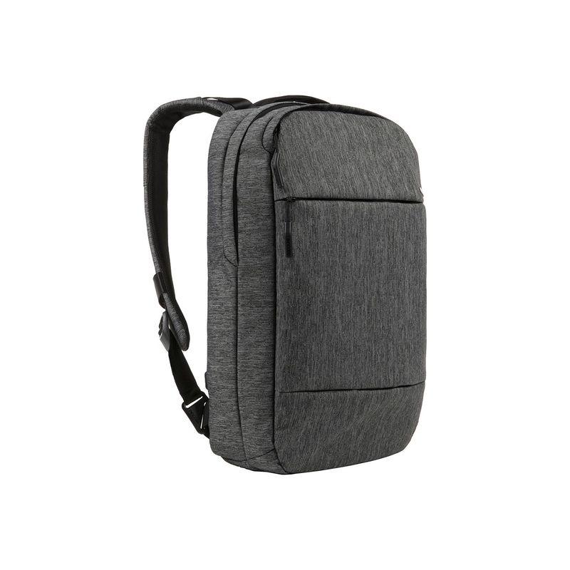 インケース メンズ バックパック・リュックサック バッグ City Collection Compact Backpack Black/Gray