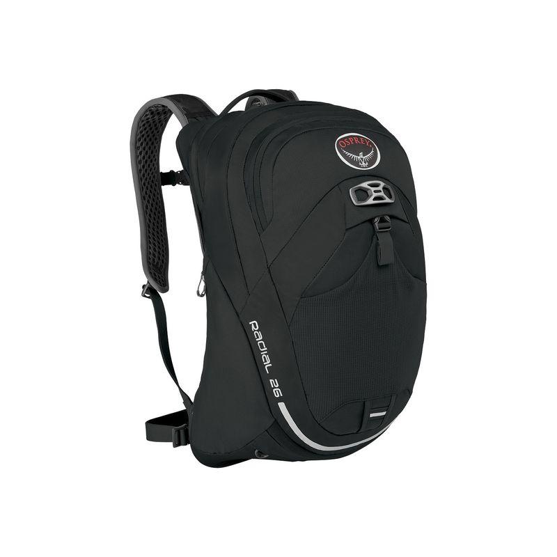 オスプレー メンズ ボストンバッグ バッグ Radial 26 Cycling Backpack Black - S/M