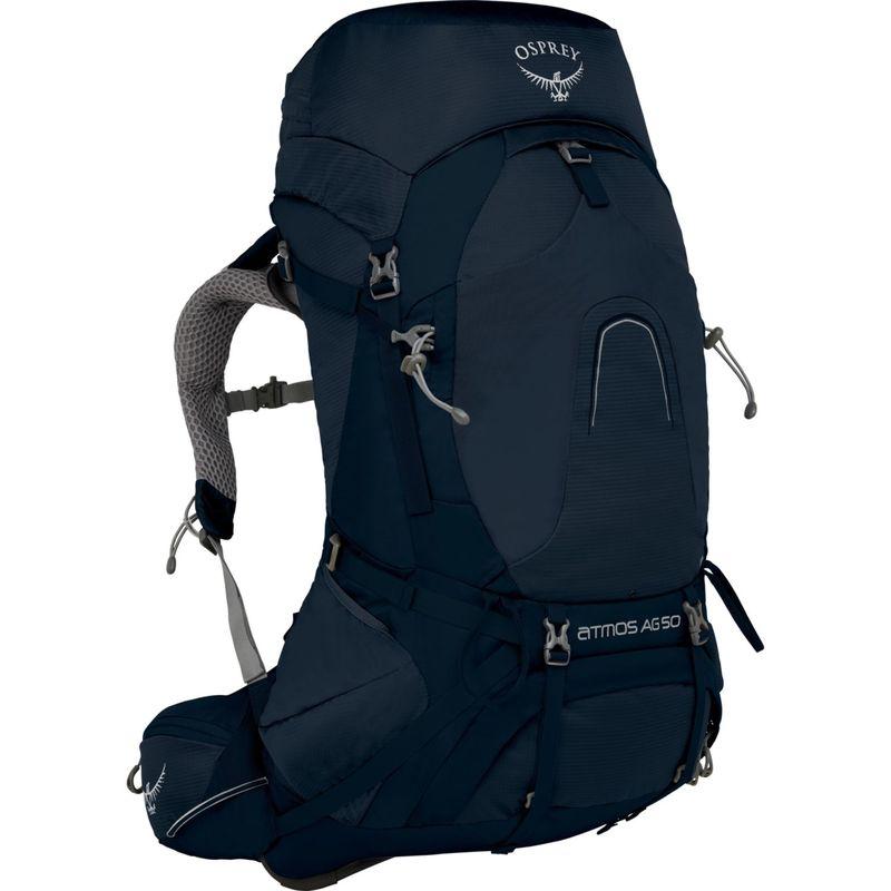 オスプレー メンズ バックパック・リュックサック バッグ Atmos AG 50 Backpack Unity Blue ? SM