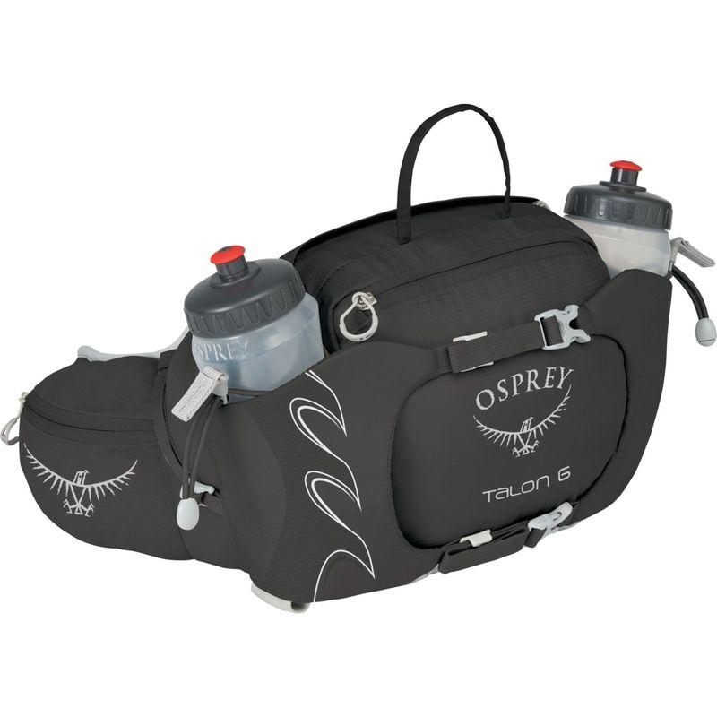 オスプレー メンズ ボディバッグ・ウエストポーチ バッグ Talon 6 Waistpack Black