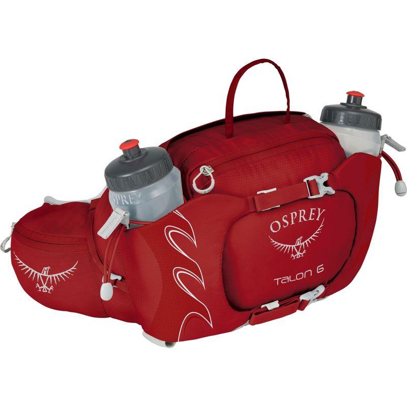 オスプレー メンズ ボディバッグ・ウエストポーチ バッグ Talon 6 Waistpack Martian Red