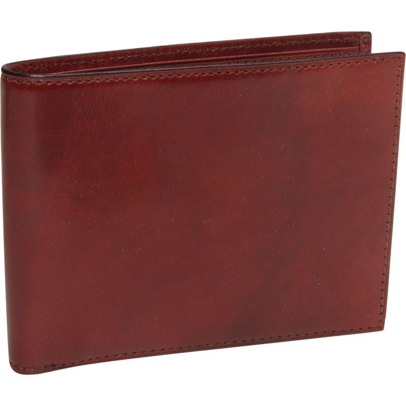 ボスカ メンズ 財布 アクセサリー Old Leather Executive I.D. Wallet Cognac