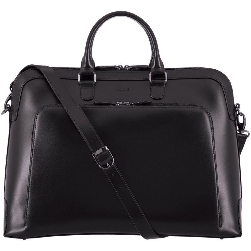 ロディス メンズ スーツケース バッグ Audrey RFID Brera Briefcase Black/Black