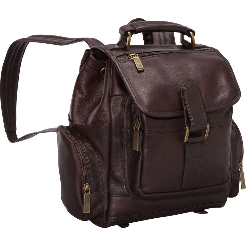 クレアーチャイス メンズ スーツケース バッグ Uptown Netbook Bak-Pack Small Cafe